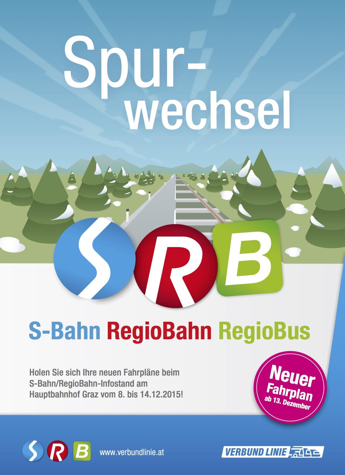 Neues Und Bewährtes Bei S Bahn Und Regiobahn Verkehrs