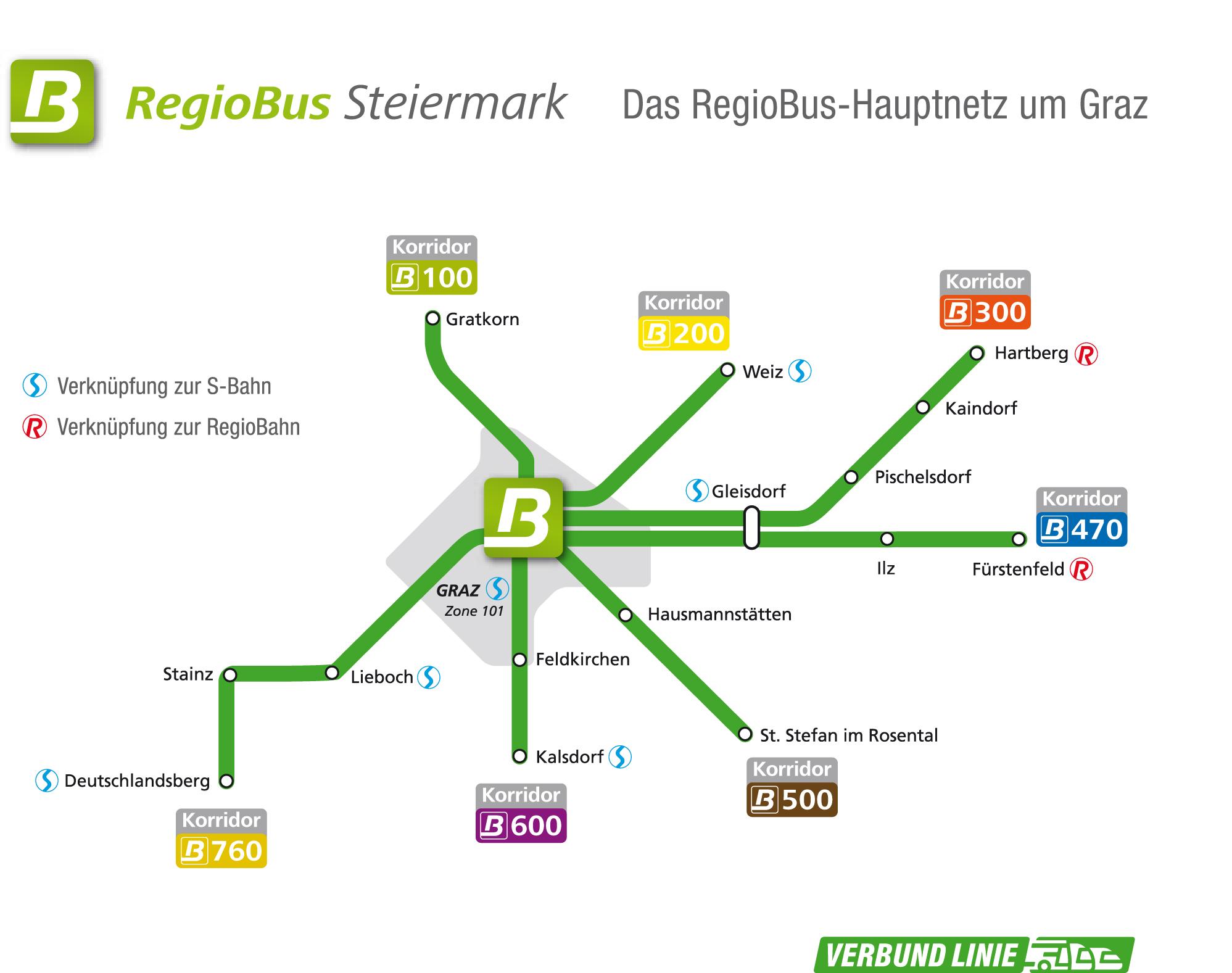Regiobus Steiermark Die Neue Qualität Im